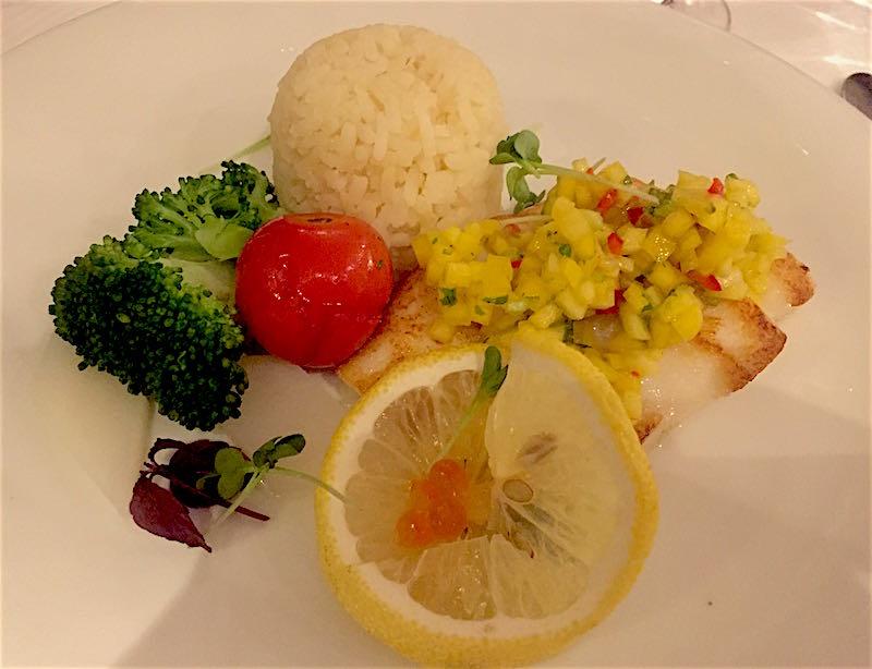 AmaSonata dinner image