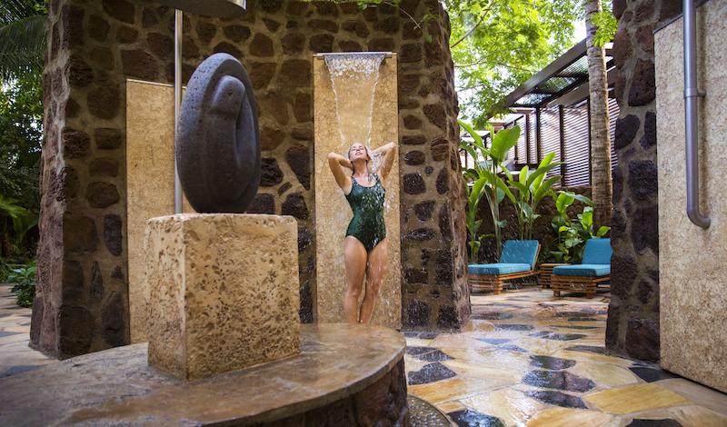Aulani, a Disney Resort in Hawaii spa image