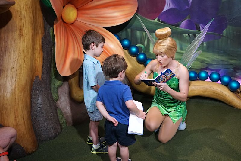 Meet Tinker Bell Magic Kingdom image