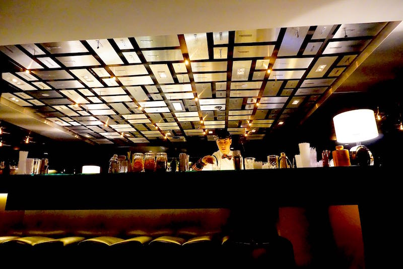 Mandarin Oriental Barcelona Banker Bar image