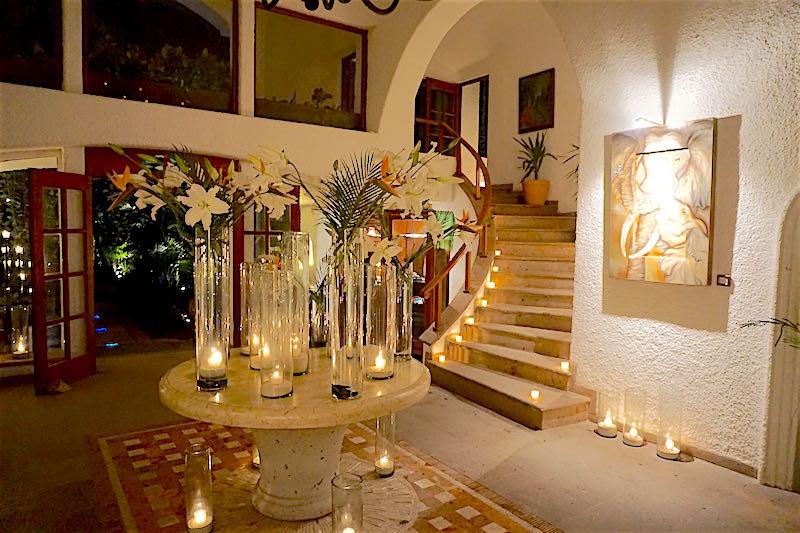Belmond Maroma lobby image