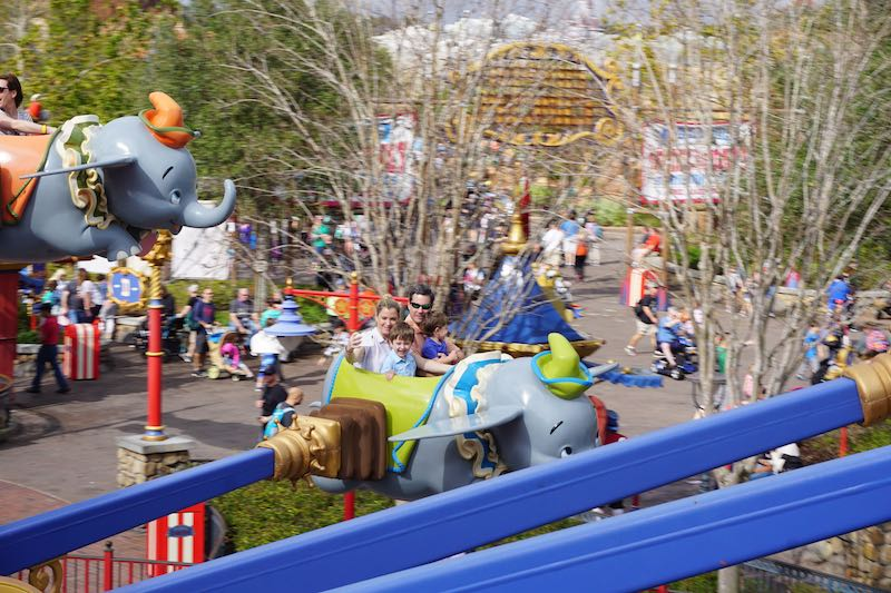 Dumbo Magic Kingdom image
