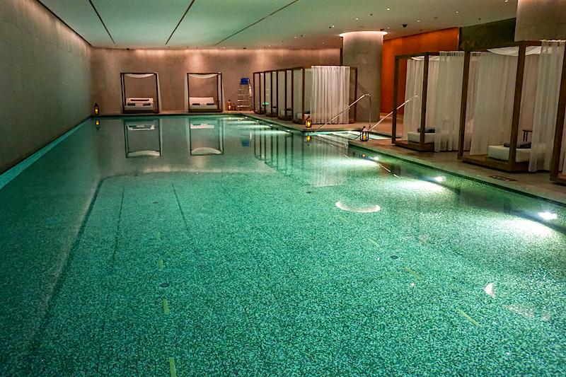 Bulgari Hotel Beijing pool image
