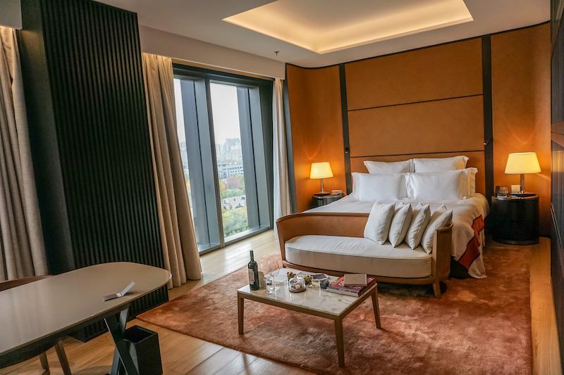 Bulgari Hotel Beijing Guest Room image