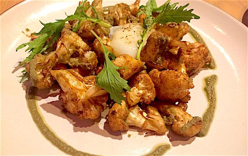 Four Seasons Orlando Capa cauliflower image