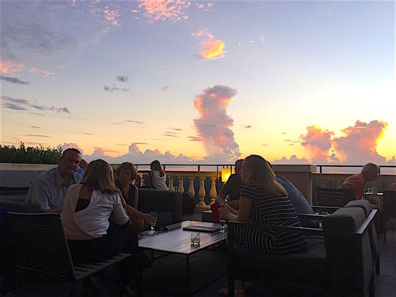 Four Seasons Orlando Capa sunset image