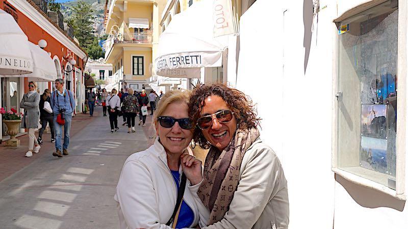 Paola Discover Tours Capri image