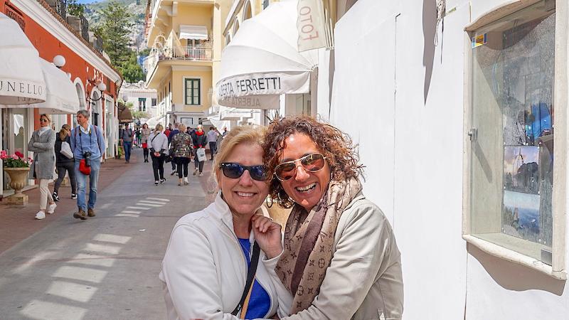 Capri private guide image