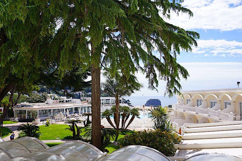 Grand Hotel Quisisana pool image