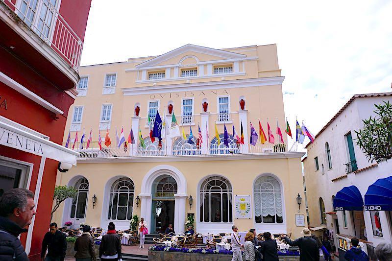 Quisisana Hotel Capri image