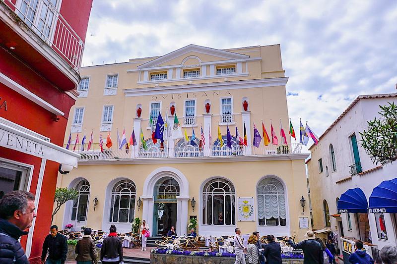 Grand Quisisana Hotel image