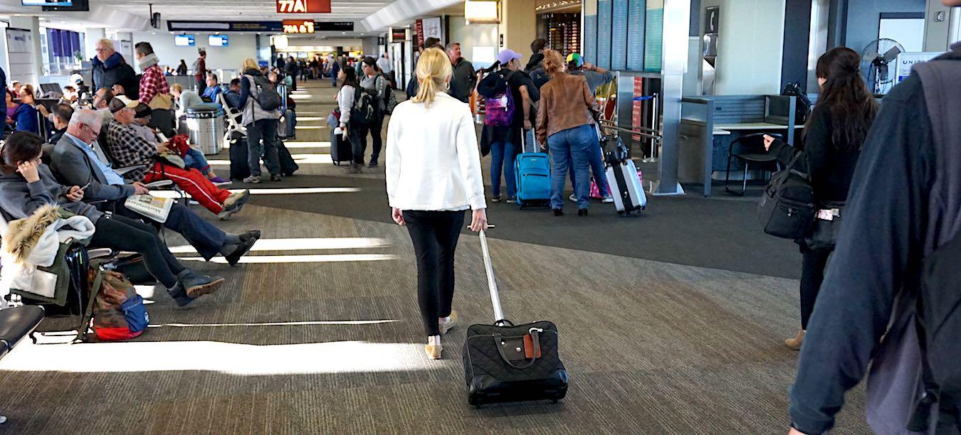 Traveling Luggage Free . . . Simply Priceless