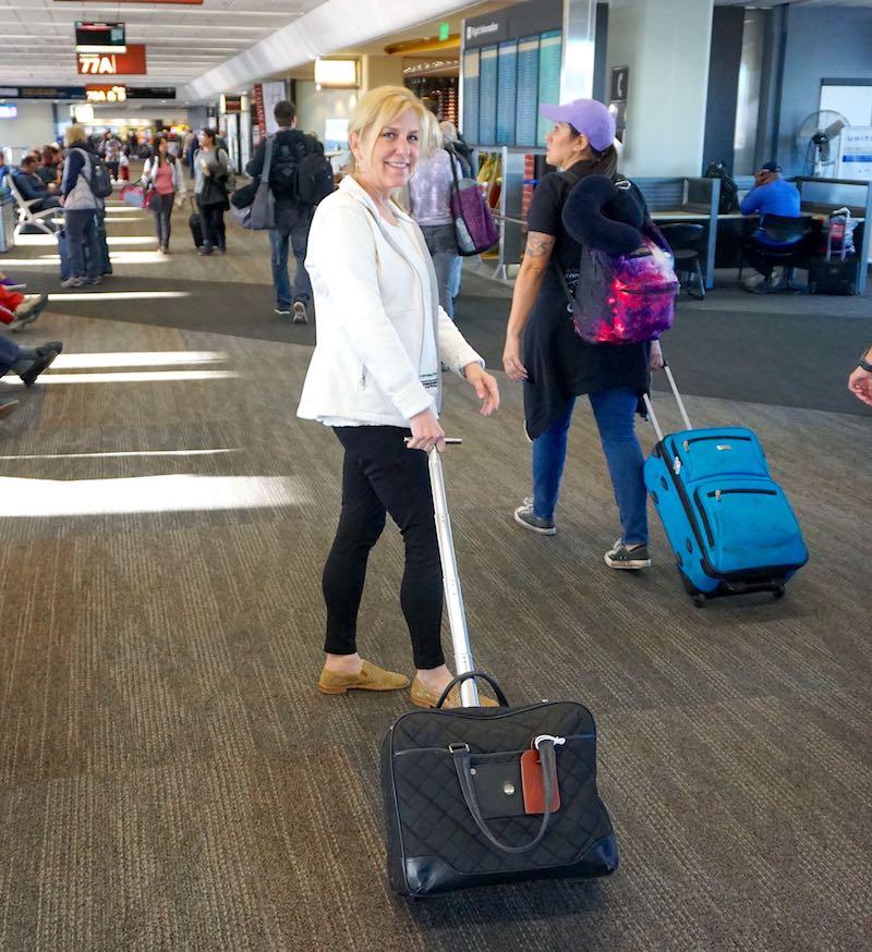 Cara Goldsbury Luggage Free