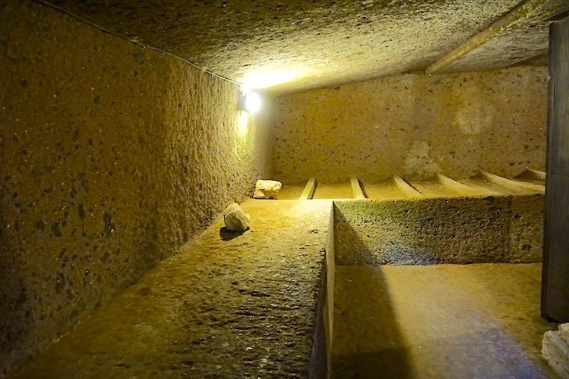 Cerveteri Etruscan tombs image