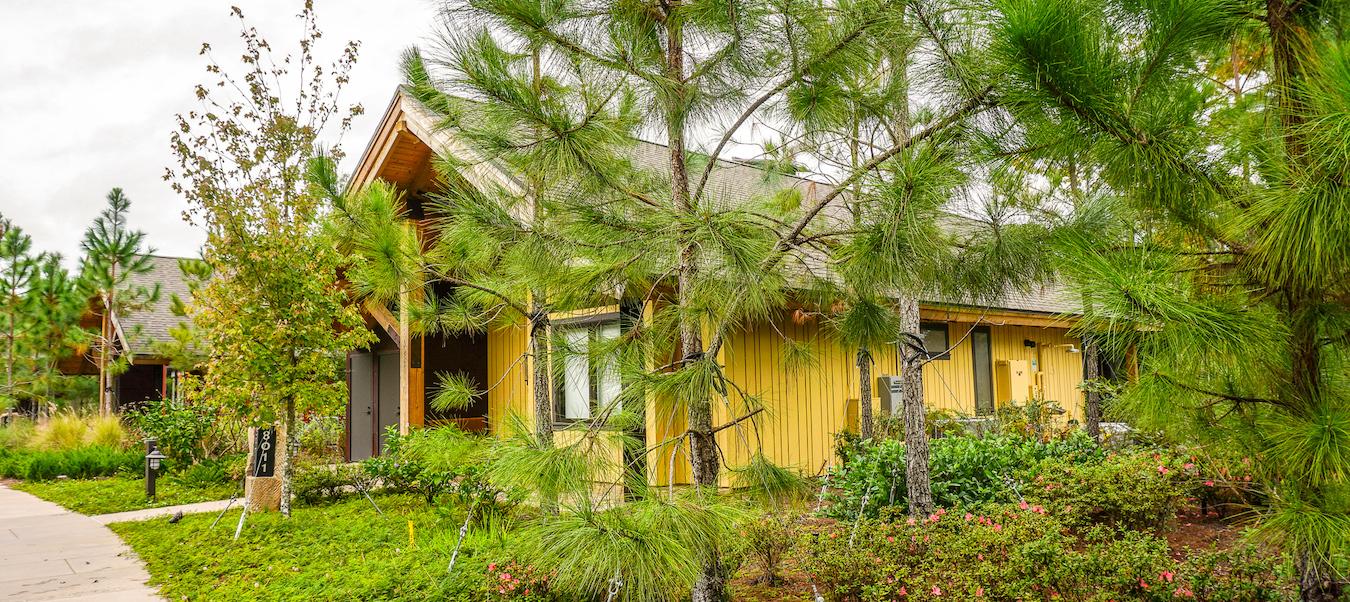 Waterside Retreat at Copper Creek Cabins at Disney's Wilderness Lodge