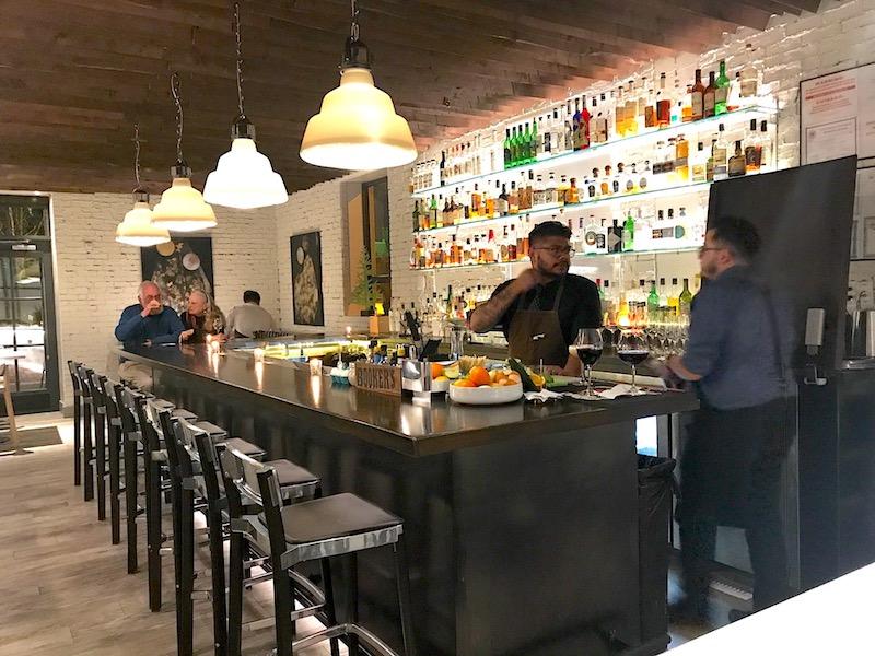Eloisa Santa Fe bar image
