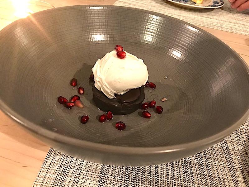 Eloisa Santa Fe chocolate cremeaux dessert image