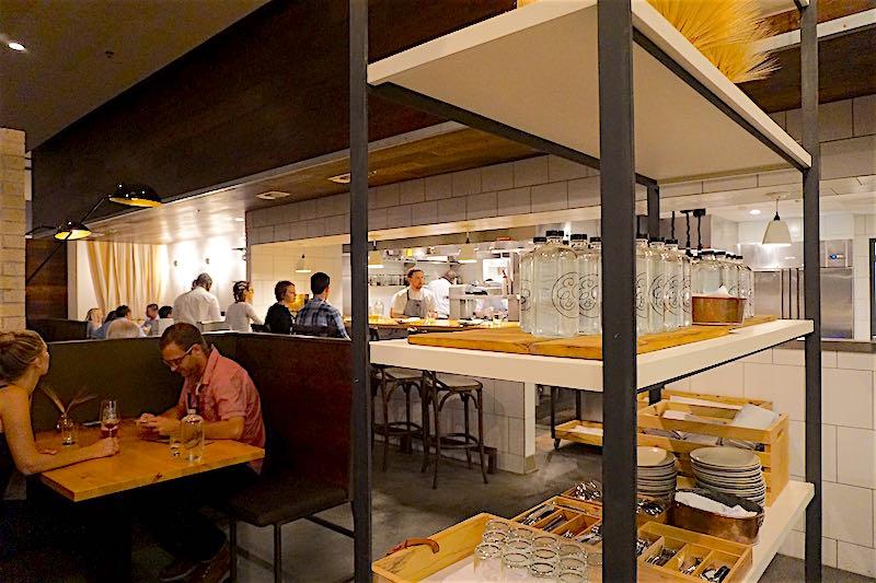 Emmer & Rye dining room image