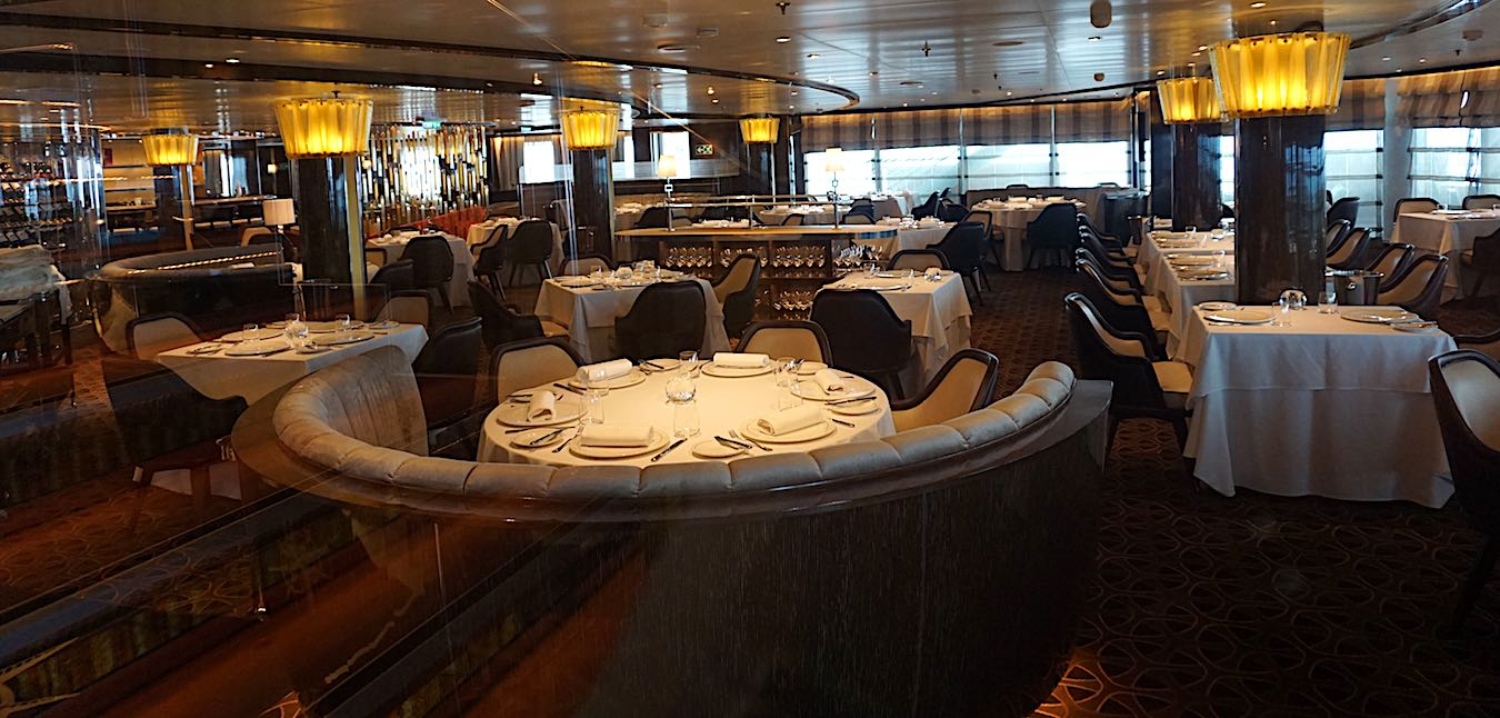 Seabourn Encore: Shipboard Dining at its Best