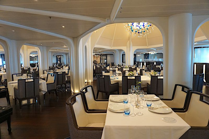 Seabourn Encore The Restaurant dining room image