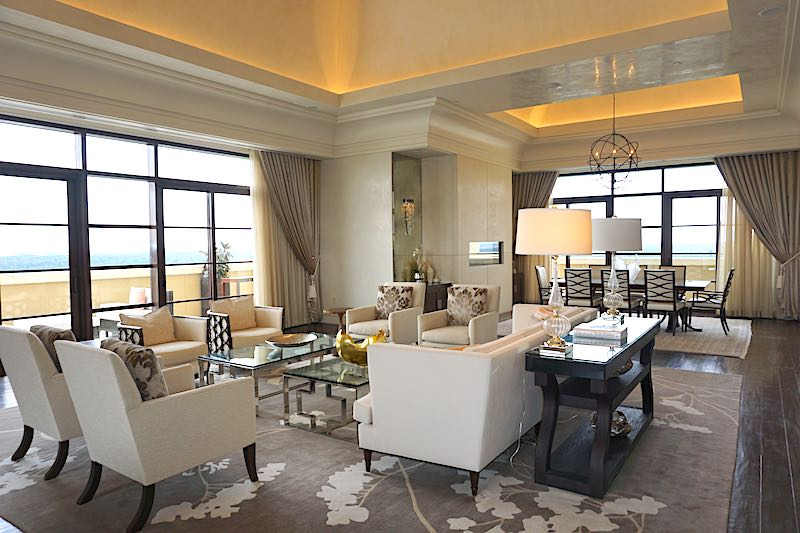 Four Seasons Orlando Room Service