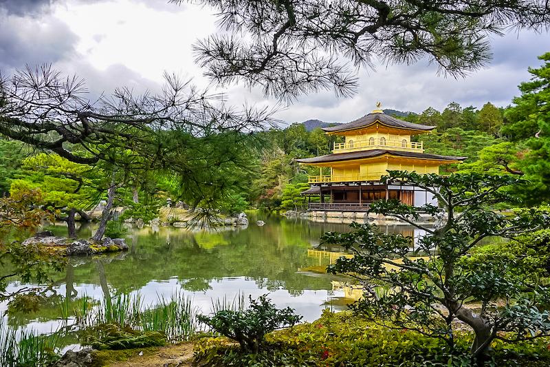 Golden Pavilion Kyoto image