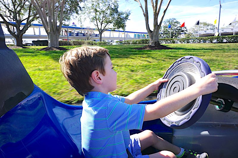 Tomorrowland Speedway image
