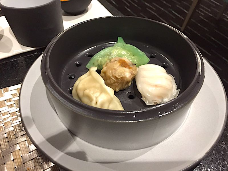 Indochine Silver Muse steamed dumplings image