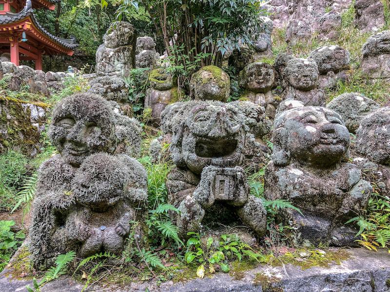 Wabi-sabi Kyoto temple example image
