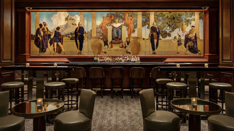 King Cole Bar St Regis New York image