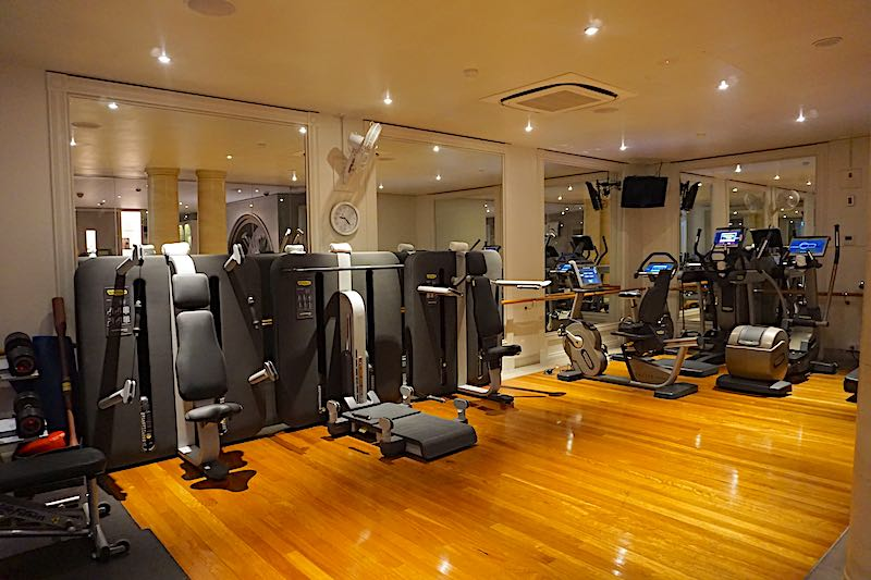 The Langham Sydney fitness room image
