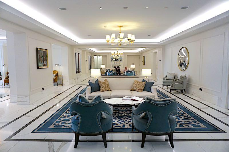 The Langham Sydney lobby image