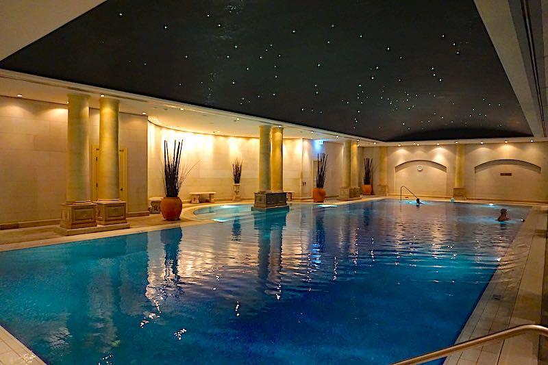 The Langham Sydney pool image