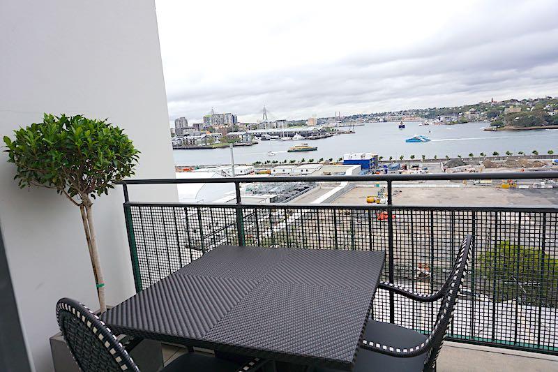 The Langham Sydney terrace image
