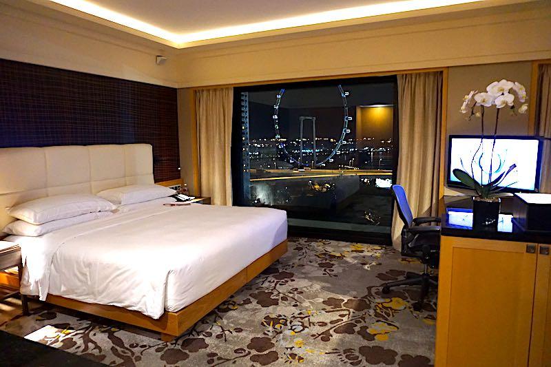 Mandarin Oriental Singapore Ocean Grand Room image