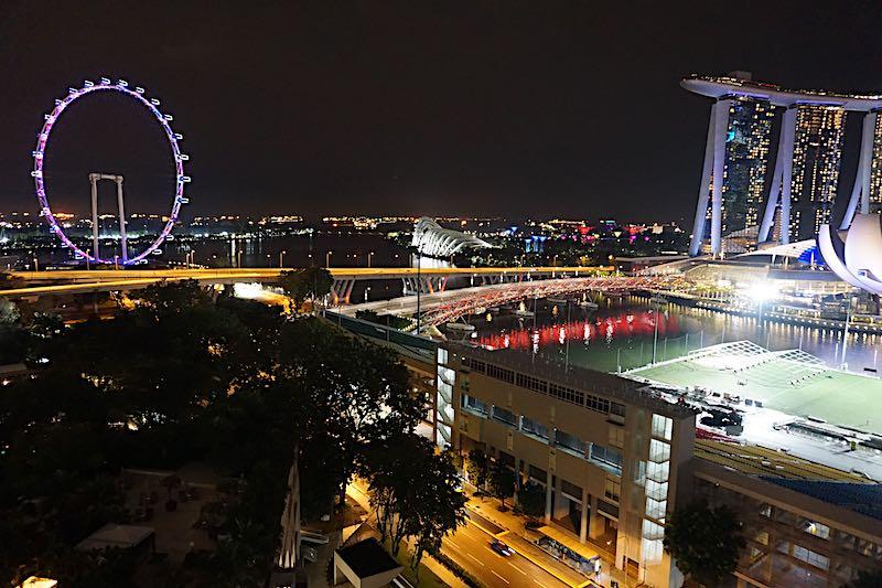 Mandarin Oriental Singapore Ocean Grand Room view image