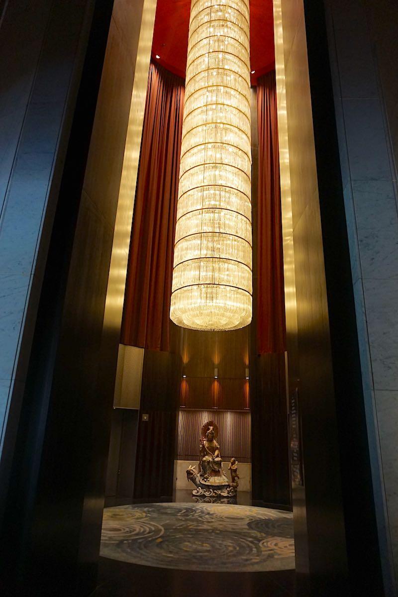 Mandarin Oriental Singapore atrium and lobby image