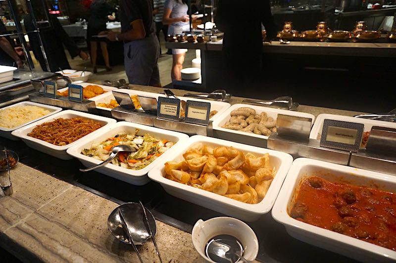 Mandarin Oriental Singapore Melt Cafe breakfast buffet image