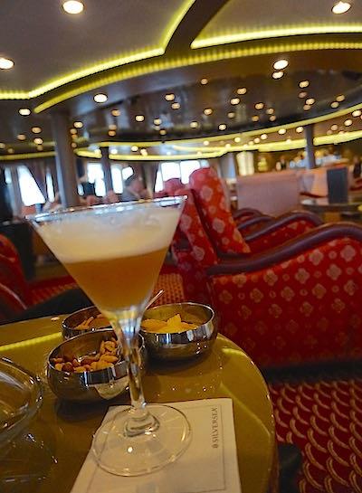 Silversea Silver Spirit Panorama Lounge image