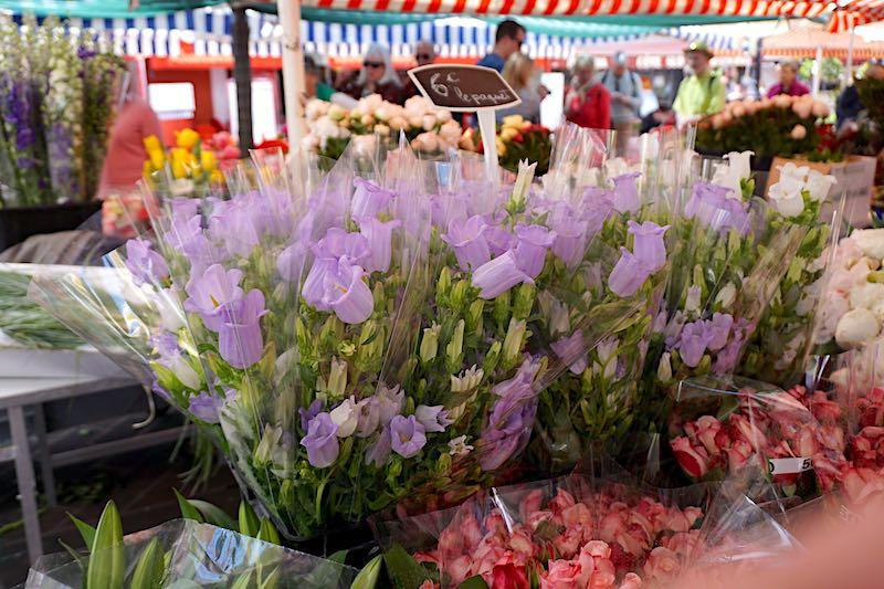 Nice Flower Market image