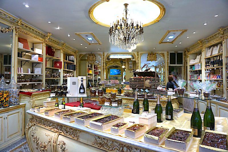 Nice sweet shop image