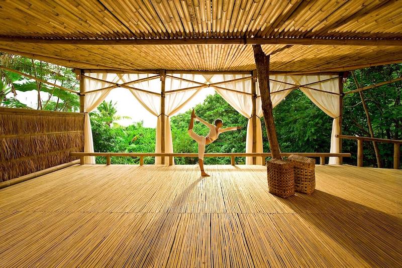 Nihiwatu yoga image