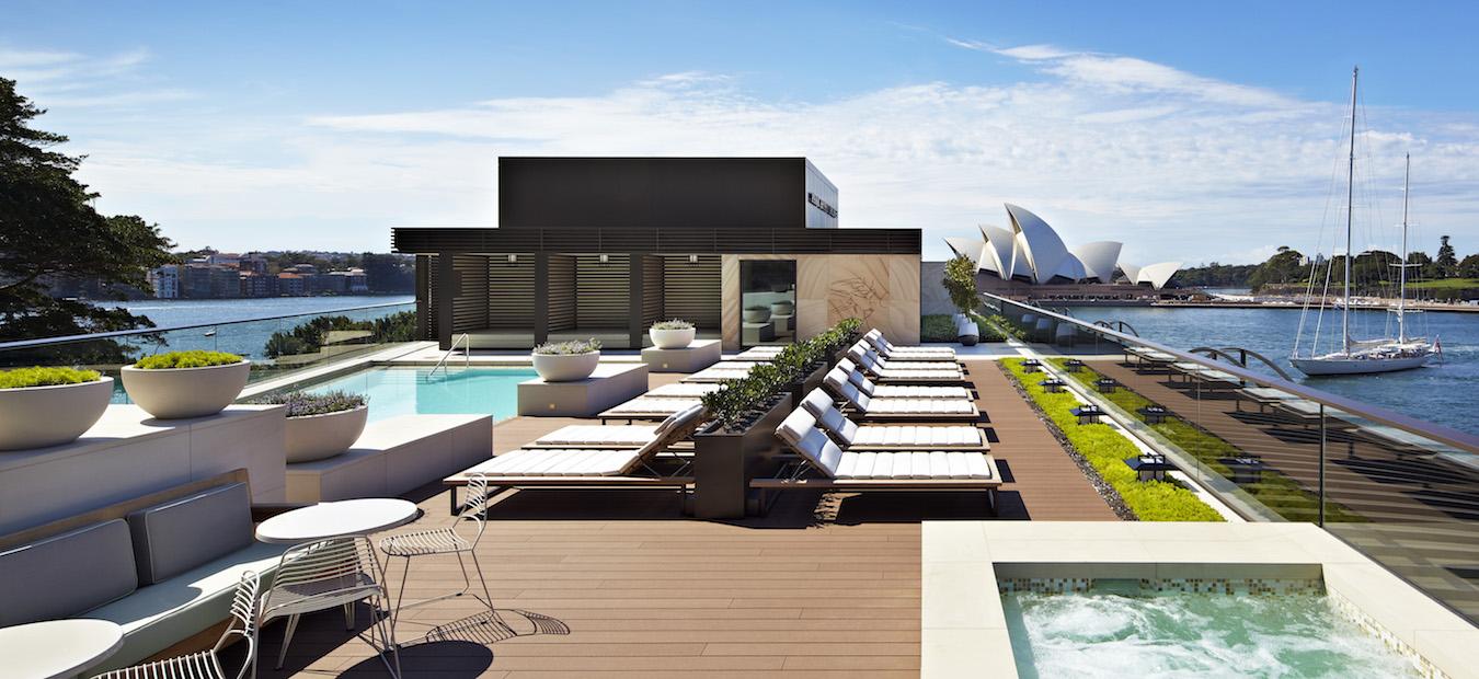 Park Hyatt Sydney, THE Place to Be