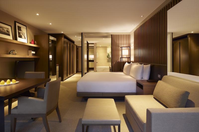 Park Hyatt Sydney Guest Room Interior image