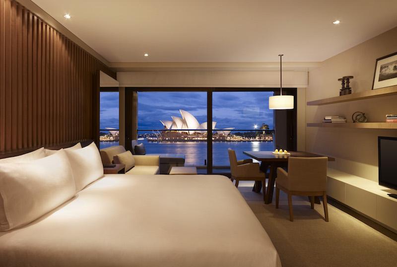 Park Hyatt Sydney Opera View Room image