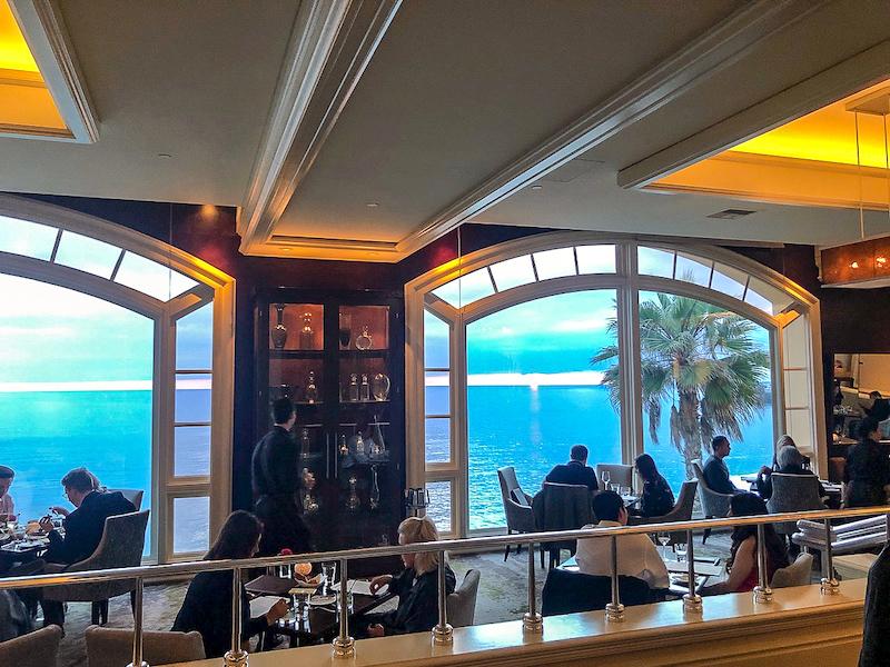 Ritz Carlton Laguna Niguel Raya restaurant image