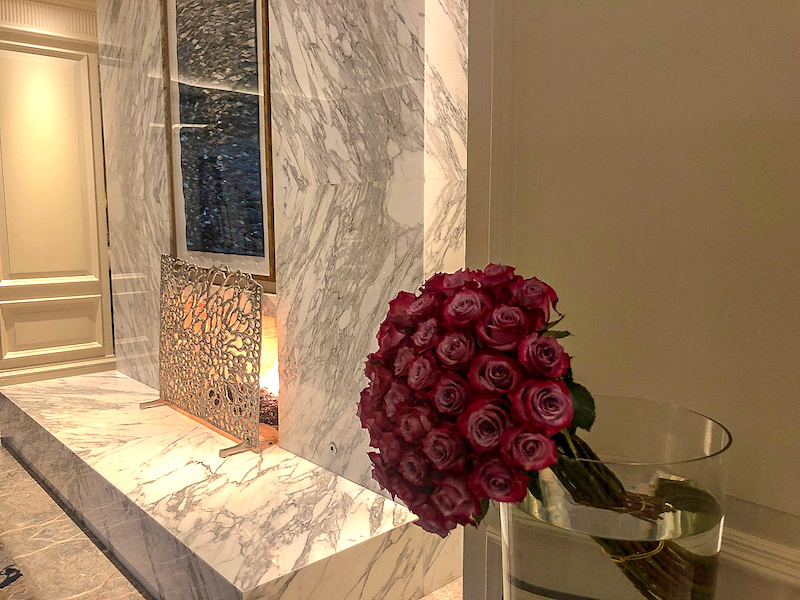 Ritz Carlton Laguna Niguel floral arrangement image