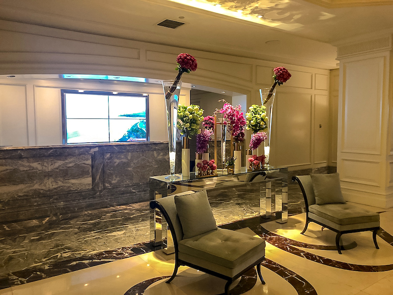 Ritz Carlton Laguna Niguel lobby image