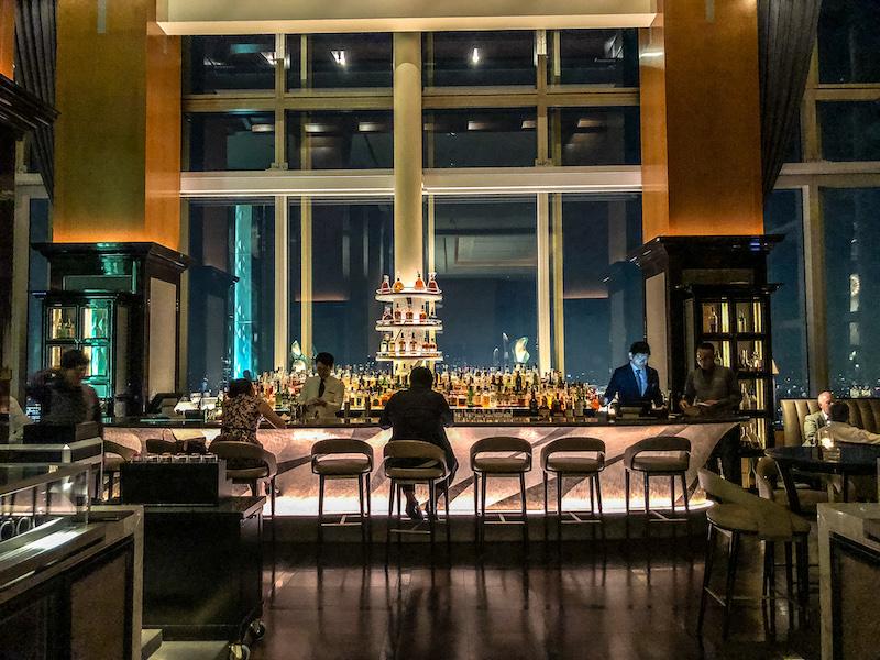 Ritz Carlton Tokyo bar image