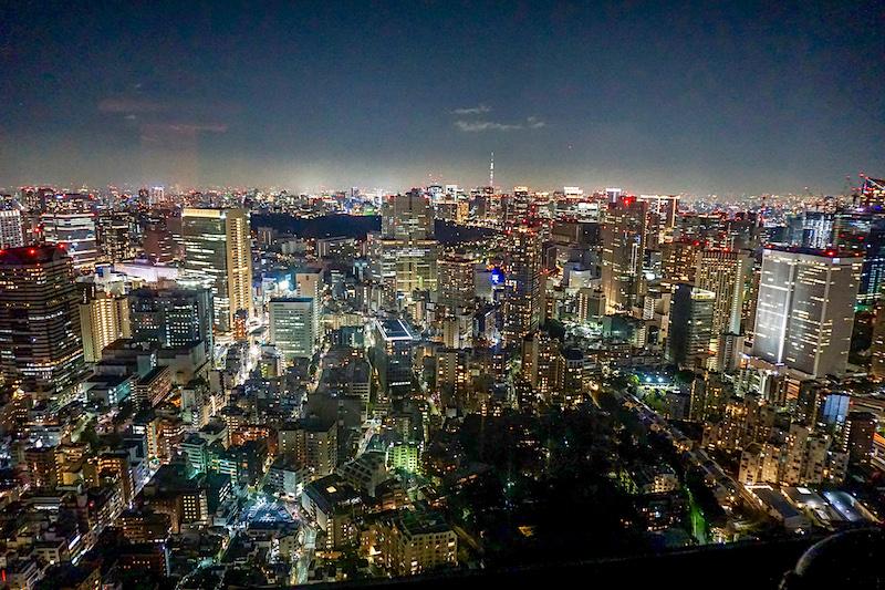 Ritz Carlton Tokyo Deluxe Room view image